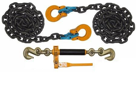 G100 Axle Chain Kit With Omega Links