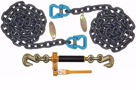 G100 Axle Chain Kit With Sling Connectors