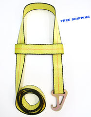 Flat Hook 2 Piece Quick Pick Strap. Set of 2. Part# 38-JD5
