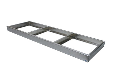 In The Ditch Aluminum Box Top Tray with Dividers