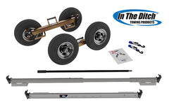 ITD2878-P Greasable Hub 4.8 Wheels