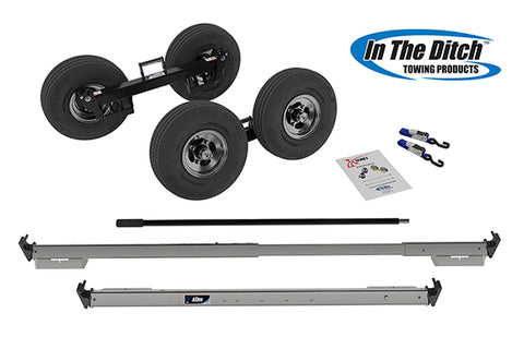 ITD2890 Greasable Hub 5.7 Wheels
