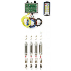 Lodar Remote Air Kit with IP Transmitter 8 Function