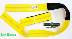 Under Reach Tie-Down Replacement Strap With Condura Sleeve