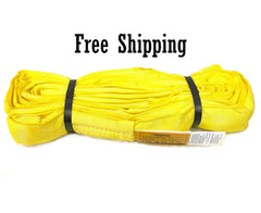 Endless Round Sling Yellow