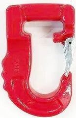 Red Round Sling Hook, XE5HKI