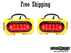TM3 PAIR OF INDIVIDUAL WIRELESS TOW LIGHTS