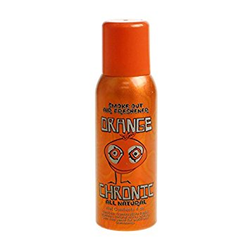 Orange Chronic Air Freshener - BC Vapor - Canada's #1 Vaporizer Superstore with the lowest guaranteed prices! Featuring over 500 E-Juice Flavors in our Delta/Surrey Store & Online.