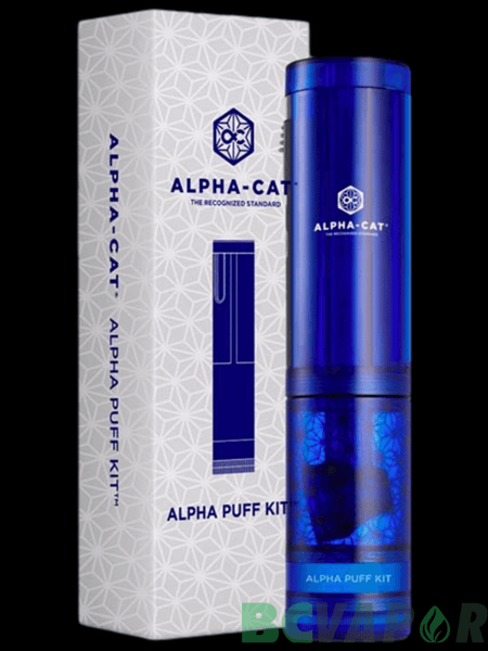 Alpha Kit All-in-One Smoking Kit