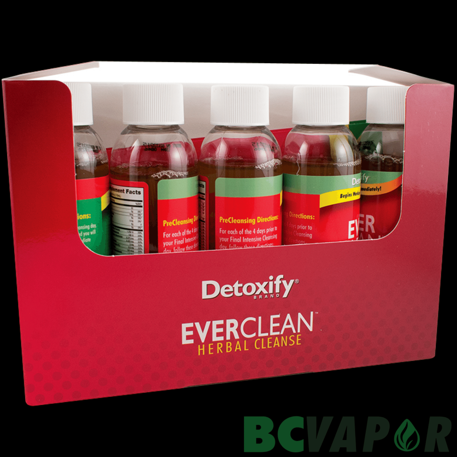 Detoxify - Detox Ever Clean Herbal Cleanse 5 Day Cleansing Program