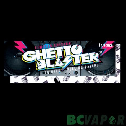 Ghetto Blaster Papers