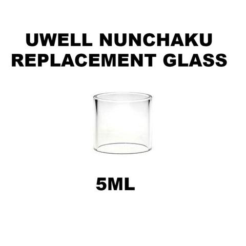 UWell Nunchaku 5ML Replacement Glass - BC Vapor - Canada's #1 Vaporizer Superstore with the lowest guaranteed prices! Featuring over 500 E-Juice Flavors in our Delta/Surrey Store & Online.