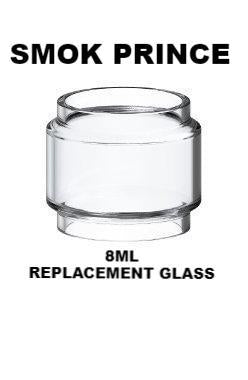 Prince bulb replacement glass