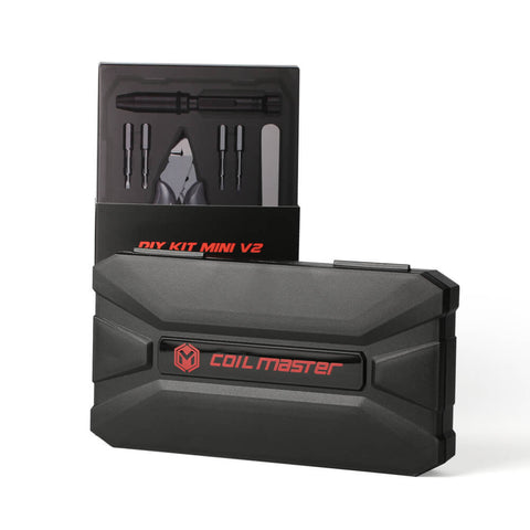 Coil Master DIY Kit Mini V2 - BC Vapor - Canada's #1 Vaporizer Superstore with the lowest guaranteed prices! Featuring over 500 E-Juice Flavors in our Delta/Surrey Store & Online.