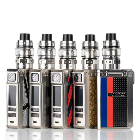 Voopoo Alpha Zip 180W & MAAT Tank Starter Kit - BC Vapor - Canada's #1 Vaporizer Superstore with the lowest guaranteed prices! Featuring over 500 E-Juice Flavors in our Delta/Surrey Store & Online.