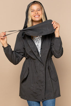 Conceal & Carry Windbreaker Jacket