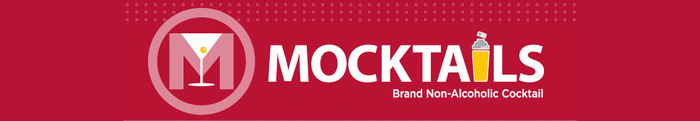 Mocktails Brand Non-Alcoholic Cocktails
