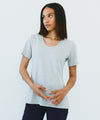 Basic Tee | Light Grey