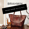 5 Reasons to Attend Our BRAHMIN Trunk Show