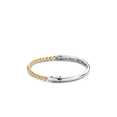Beaded Milano Bangle Bracelet