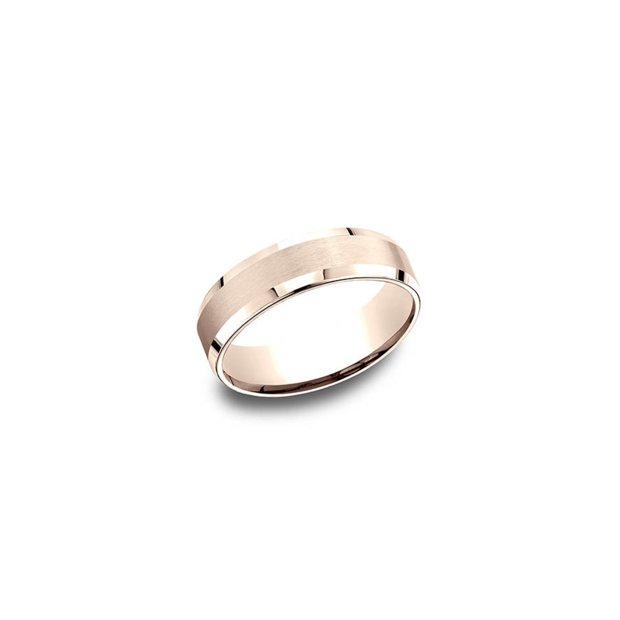 and ring bands chas rose mens white of rivchun band luxury gold s elegant pink wedding rings men
