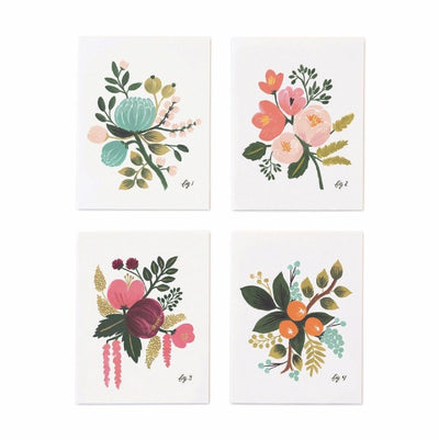 Botanical Assorted Card Set