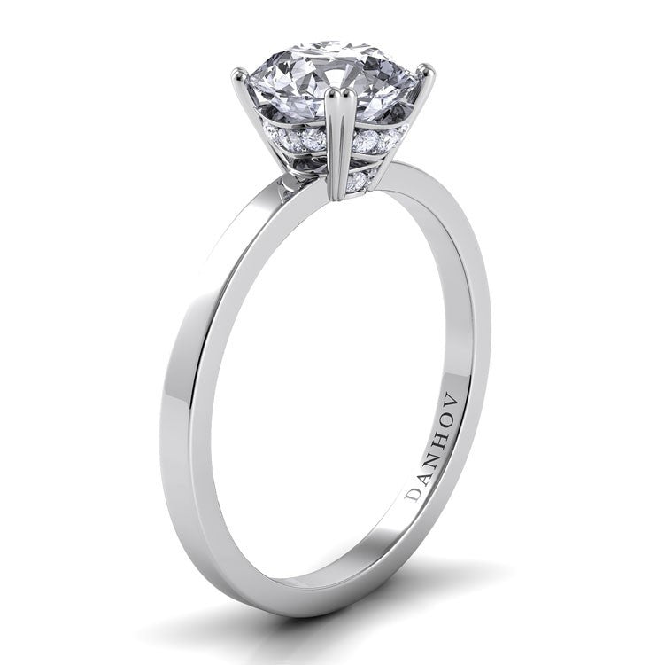 product square diamond carat rings princess engagement ring cut