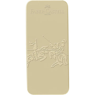 Faber-Castell Gold Edition Fountain Pen & Ballpoint Gift Tin