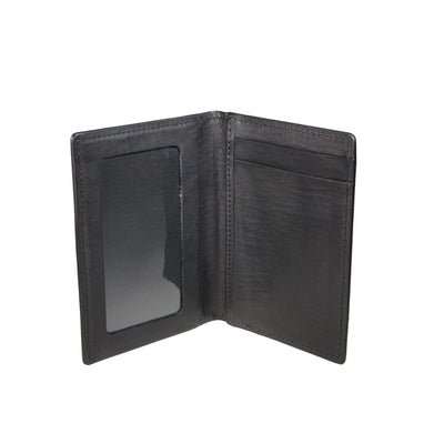 Men's Leather Card Case and ID Holder