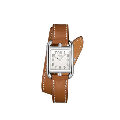 Hermes Cape Cod PM Double Tour Watch