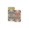 Decorative Paper Matchbox Horse and Flowers