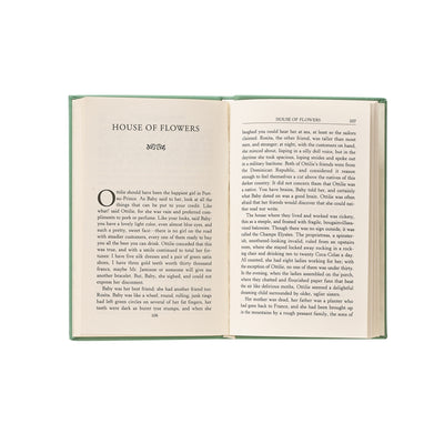 Breakfast at Tiffany's Leather Keepsake Book