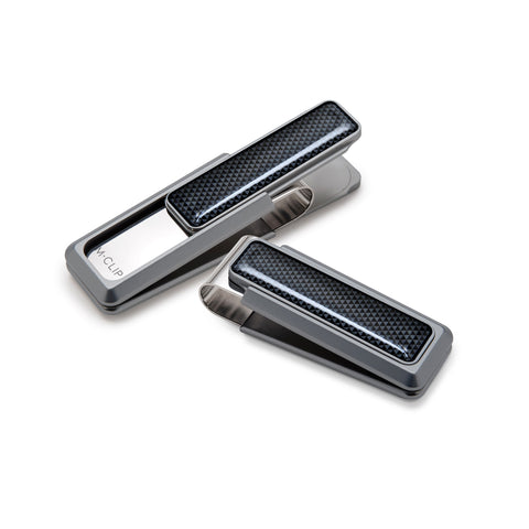 M-Clip Ultralight V Series Aluminum Money Clip