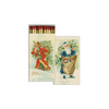 Decorative Paper Matchboxes A Merry Christmas