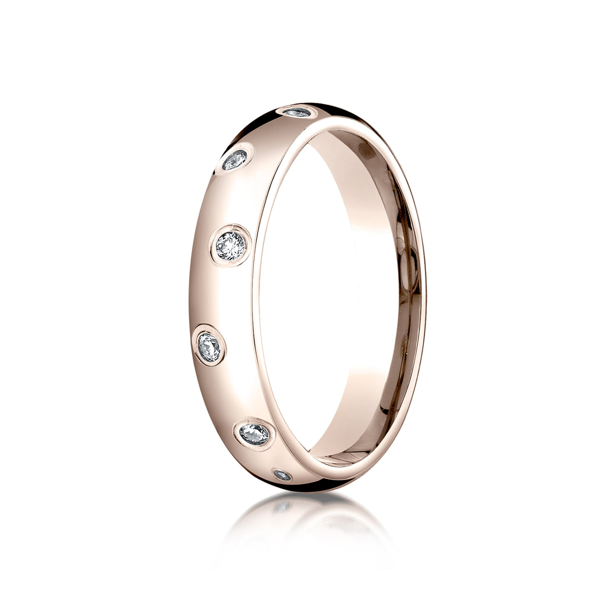 products band wedding bands brilliant fullxfull five halo anniversary diamond ring facets il engagement rose gold
