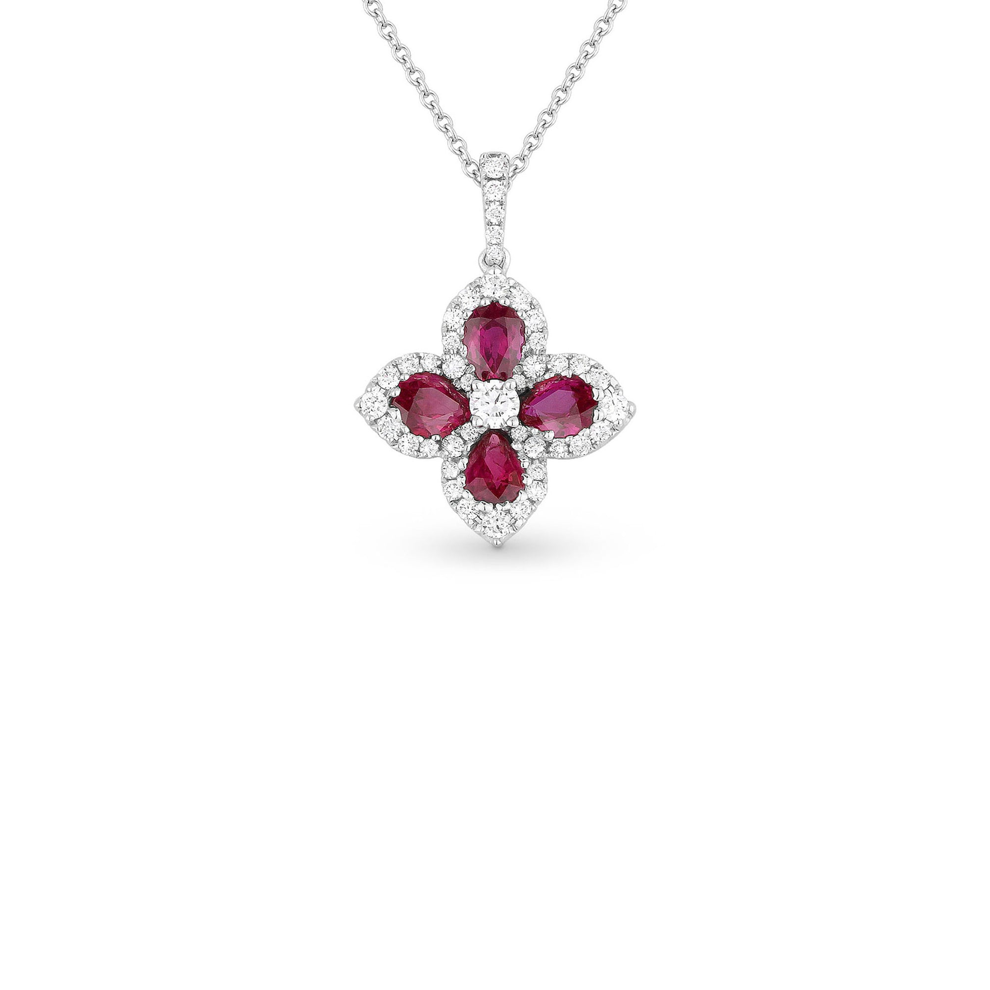 earrings sized big ruby diamond with p pendant long exclusive