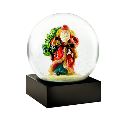 Old Saint Nick Keepsake Snow Globe