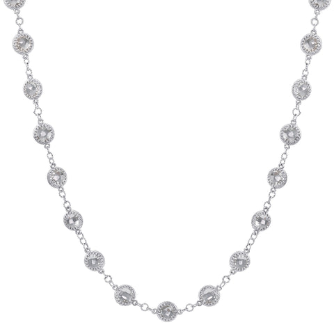Scott Mikolay Crown Collection Collar Style Necklace