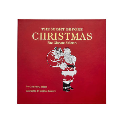 The Night Before Christmas Keepsake Book