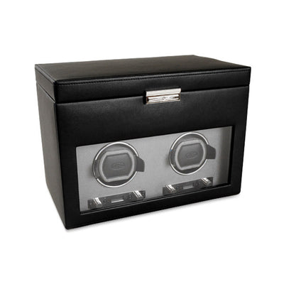 Viceroy Double Watch Winder with Storage