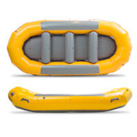 AIRE - 130R Self-Bailing Raft