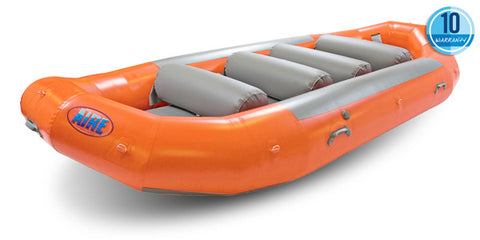 AIRE - 160D Self-Bailing Raft
