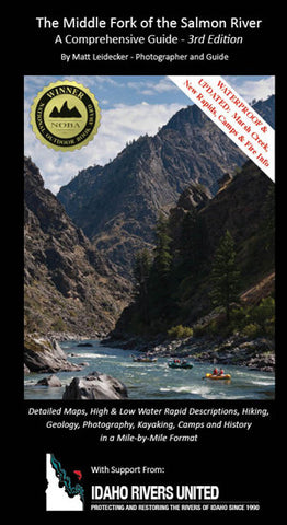 Middle Fork of the Salmon River Guide Book 4rd Ed.