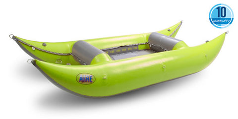 Rental  - Paddle Boat AIRE Sabertooth Frameless Cataraft