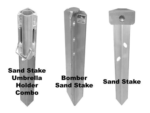 Down River Sand Stake/Bomber Sand Stake