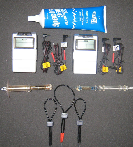Braxton's Advanced Prostate Power E-Stim Kit