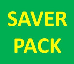 Saver Pack: 4 Electrodes