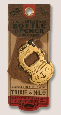 Bottle Opener & Key Ring