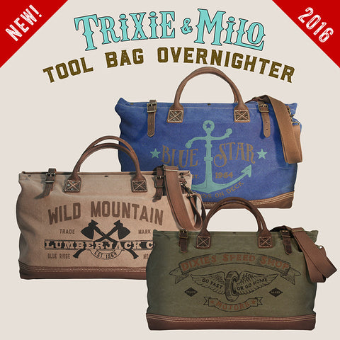 Overnighter Tool Bags