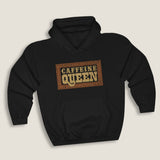Caffeine Queen - LCKY JACK (for Trixie & Milo) - Hoodie, coffee lover, vintage, western, retro